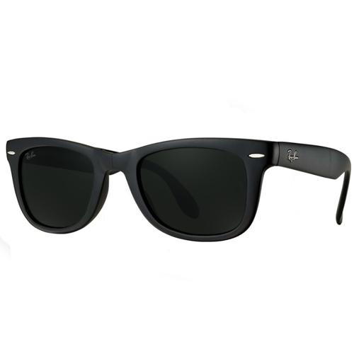 8bc6c3de63 Óculos de Sol Ray-Ban Wayfarer Folding RB4105 601S/1, Unissex, Tamanho