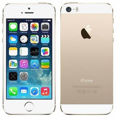 Celular Aplle Iphone 5s 16GB GOLD A1457 RB - Sem Garantia