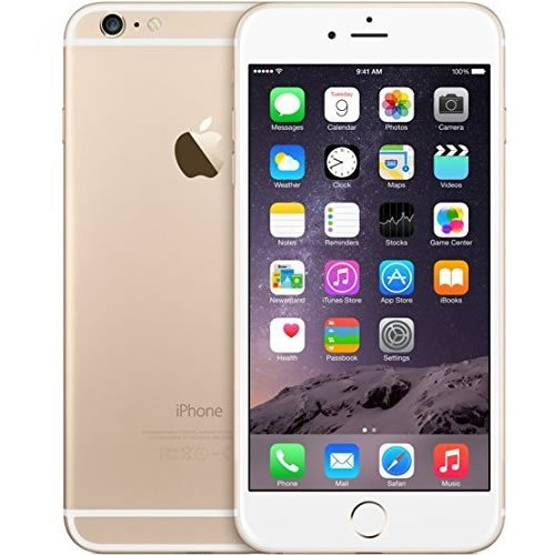Celular Apple iPhone 6 16Gb Gold A1549 1 Ano de Garantia Apple