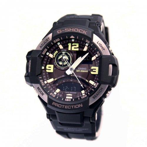 254f13ef6e8 ... Victoria Store código 165810. Relógio Casio Masculino Preto GA1000-1B
