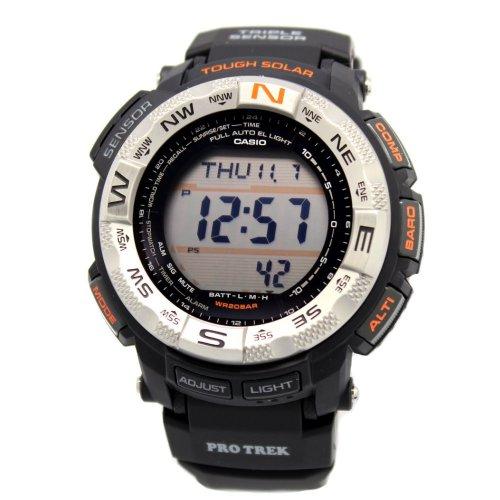 b56f71dcf45 ... Victoria Store código 166450. Relógio Casio Masculino Preto Prata  PRG260-1D