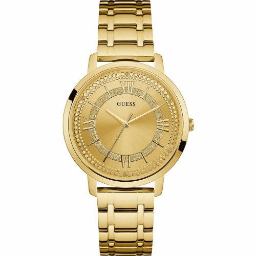f256f279c6c6d Relógio Guess W0933l2 Montauk Pulseira Aço Dourada na Victoria Store ...