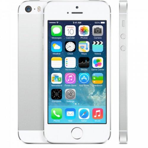SMARTPHONE APPLE IPHONE 5S 16 GB A1457 - PRATA - RECO