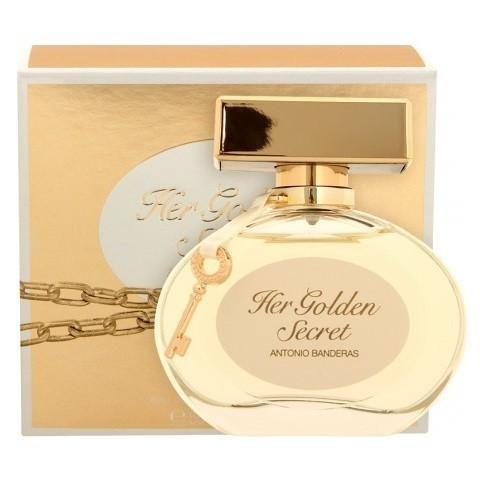 03d762d1b5 Perfume Antonio Banderas Her Golden Secret Feminino 50ML ...