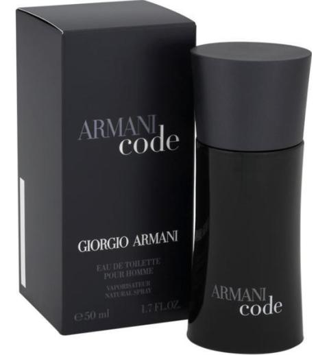 3283192b1 Perfume Giorgio Armani Code Masculino 50ML - LojasParaguai.com.br