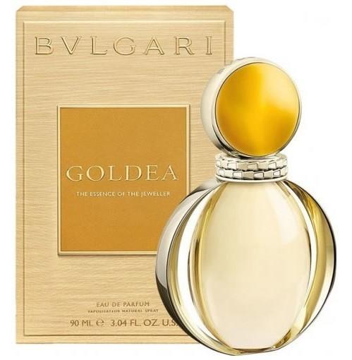 d2960bd982a Perfume Bvlgari Goldea EDP Feminino 90ML - LojasParaguai.com.br
