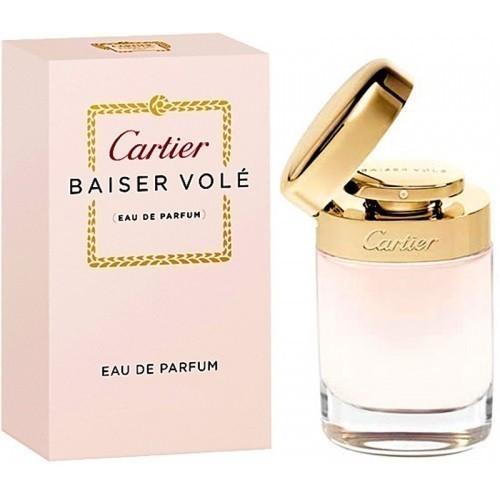 546cf27f3c8 Perfume Cartier Baiser Volé Feminino 30ML - LojasParaguai.com.br