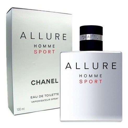8bd5ce897 Perfume Chanel Allure Homme Sport Masculino 100ML - LojasParaguai.com.br