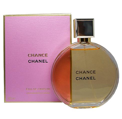 b56fbab21e9 Perfume Chanel Chance Feminino 100ML - LojasParaguai.com.br