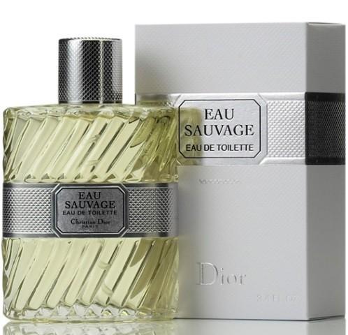 fd373fd745 Perfume Christian Dior Eau Sauvage Masculino 100ML - LojasParaguai ...