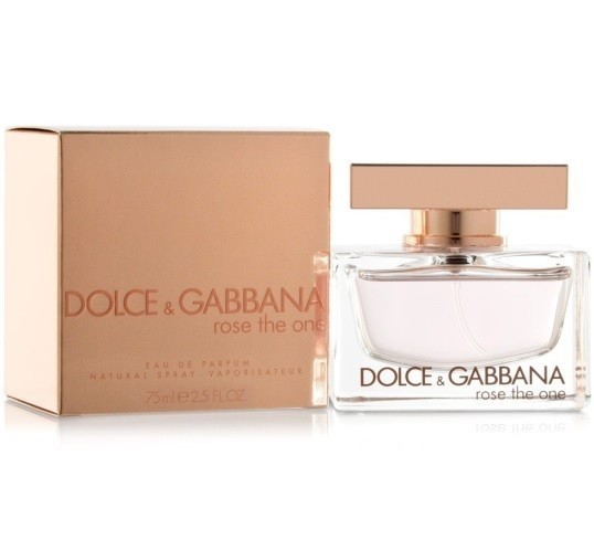 the rose one dolce and gabbana