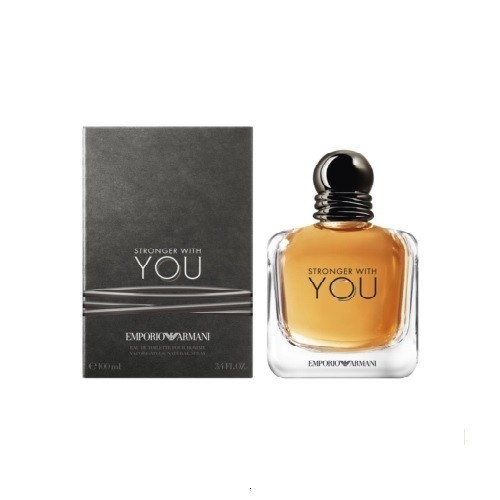2523d607d19 Perfume Giorgio Armani Stronger With You Masculino 100ML ...