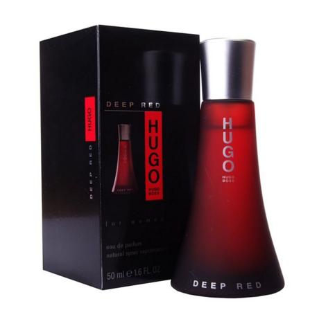c00822dba2b6d Perfume Hugo Boss Deep Red Feminino 50ML - LojasParaguai.com.br