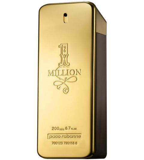 perfume paco rabanne one million masculino 200ml. Black Bedroom Furniture Sets. Home Design Ideas