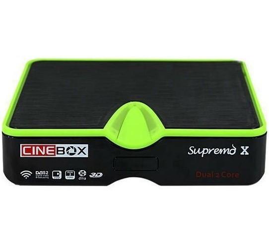 CINEBOX SUPREMO X