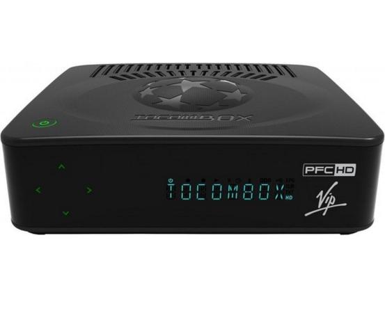 Receptor Digital Tocombox PFC VIP HD