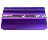 Amplificador / Módulo para Som Automotivo Pyramid PB-1000GX 1200W no Paraguai