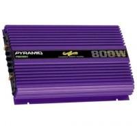 Amplificador / Módulo para Som Automotivo Pyramid PB-610 GX 800W no Paraguai