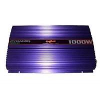 Amplificador / Módulo para Som Automotivo Pyramid PB-800GX 1000W no Paraguai