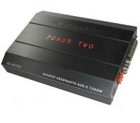 Amplificador / Módulo para Som Automotivo Roadstar Power Two RS-4810D 4800W no Paraguai