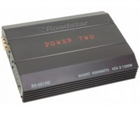 Amplificador / Módulo para Som Automotivo Roadstar Power Two RS-4810D 4800W