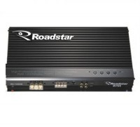 Amplificador / Módulo para Som Automotivo Roadstar RS-1200 2500W