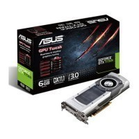 Placa de Vídeo Asus GeForce GTX TITAN 6GB