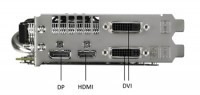 Placa de Vídeo Asus GeForce GTX770 2GB