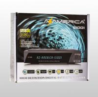 Receptor digital Az-America S1001 HD no Paraguai