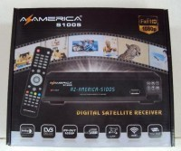 RECEPTOR P/TV DIGITAL AZ-AMERICA S1005 USB/HDMI PR
