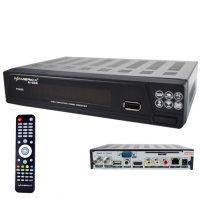 RECEPTOR P/TV DIGITAL AZ-AMERICA S1005 USB/HDMI PR