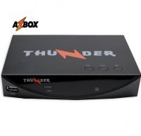 Receptor digital Azbox Thunder HD no Paraguai
