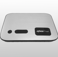 Receptor digital Azbox Titan HD no Paraguai