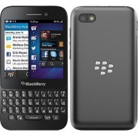 Celular BlackBerry Q5 8GB no Paraguai