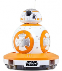 Brinquedos de Controle Remoto Sphero Robo BB-8 Droid Star Wars