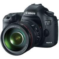 Câmera Digital Canon EOS 5D MARK III