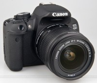 Câmera Digital Canon EOS 650D T4