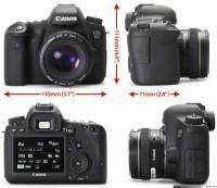 Câmera Digital Canon EOS 6D