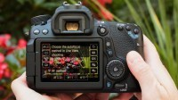 Câmera Digital Canon EOS 70D