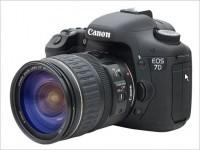 Câmera Digital Canon EOS 7D