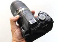 Câmera Digital Nikon D3100