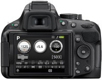 Câmera Digital Nikon D5200