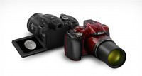 Câmera Digital Nikon P600