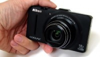 Câmera Digital Nikon S9300