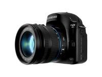 Câmera Digital Samsung EV-NX30