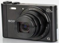 Câmera Digital Sony DSC-WX300 no Paraguai