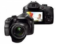 Câmera Digital Sony ILCE-3000K ALPHA