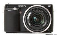 Câmera Digital Sony NEX-F3K ALPHA