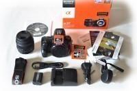 Câmera Digital Sony SLT-A37K
