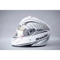 Capacete para Motociclistas Shark RACE-R LUCHA WSK no Paraguai